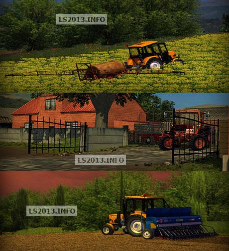 Bolusowo-Map-v-2-0 - Farming simulator 2013, 2015 mods