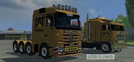 Cat-Trucks