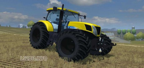 New-Holland-T-7030-Yellow-460x219-1