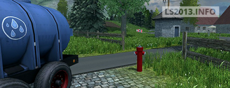 Placeable-Hydrant-with-Water-Trigger-v-1.0