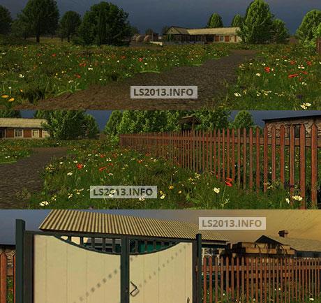 Russian-Map-2013-FINAL - Farming simulator 2013, 2015 mods