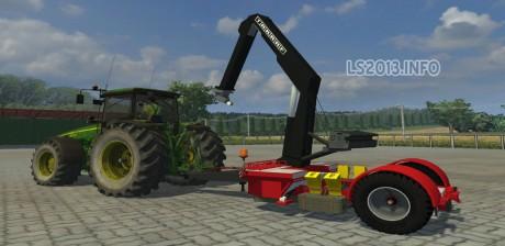 Transporter Trailers Farming Simulator Mods FS LS Mods - Argentina map farming simulator 2013