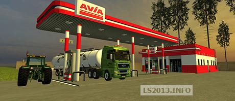 avia-gas-station