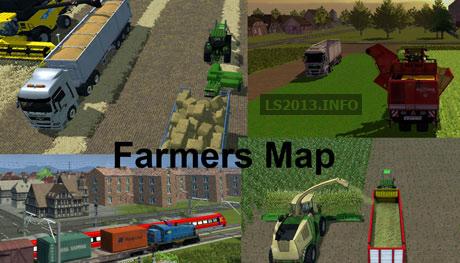 farming simulator 2013 maps vojvodina
