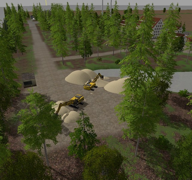 Maps farming simulator 2013 mods - FS LS 2013 mods