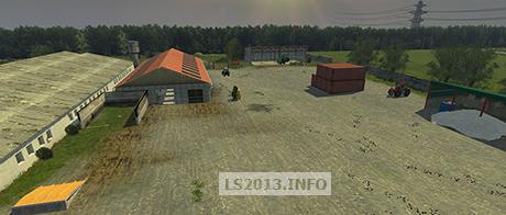 Podolany-Map-v-1-1 - Farming simulator 2013, 2015 mods