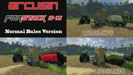 Arcusin Forstack 8 12 v 1.0 Normal Bales Version1 460x258 Arcusin Forstack 8 12 v 1.0 Normal Bales Version