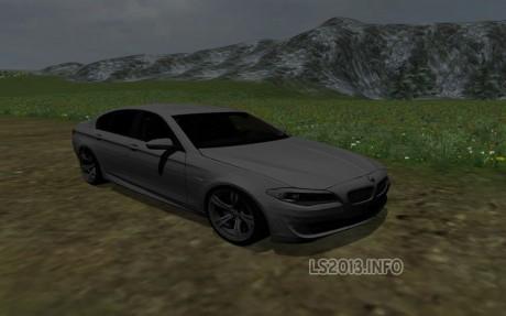 BMW 535 i 1 460x287 BMW 535i
