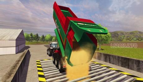 Bossini Ra 300 Farming Simulator 2013 2015 Mods