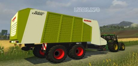 Claas Cargos 8400 460x220 Claas Cargos 8400