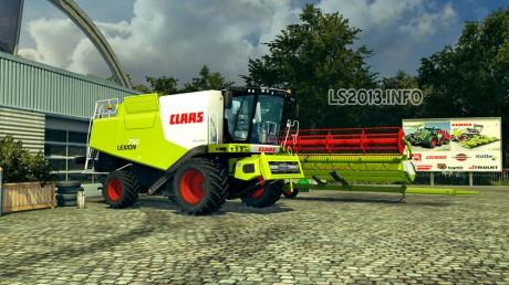 Claas Lexion 750 v 2.0 460x258 Claas Lexion 750 v 2.0