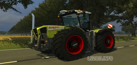 Claas Xerion 3800 VC 460x220 Claas Xerion 3800VC