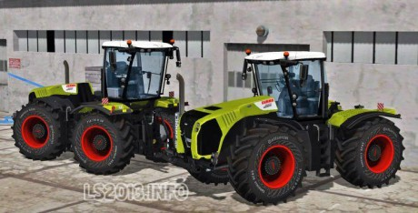 Claas Xerion 5000 VC 460x234 Claas Xerion 5000 VC