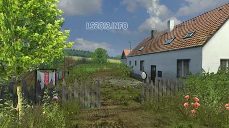 Czech Map v 1.0 - Farming simulator 2013, 2015 mods
