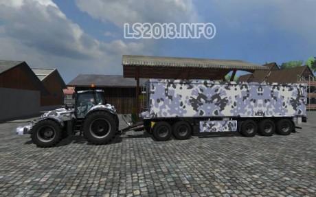 Deutz-7250-TTV-with-Kroeger-SRB-35-Trailer-Arctic-Camo-Edition