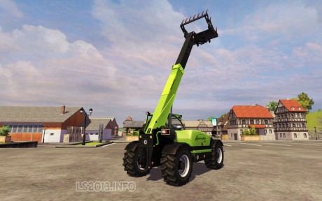 Deutz Fahr Agrovector 30.7 2 460x288 Deutz Fahr Agrovector 30.7
