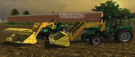 Deutz Torpedo 45 06 Pack v 2.0 MR 460x196 Deutz Torpedo 45 06 Pack v 2.0 MR