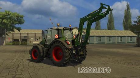 Fendt Rear Loader Cargo R v 1.0 MR 460x256 Fendt Rear Loader Cargo R v 1.0 MR