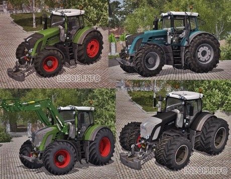 Fendt Vario 936 Best Pack 460x356 Fendt Vario 936 Best Pack