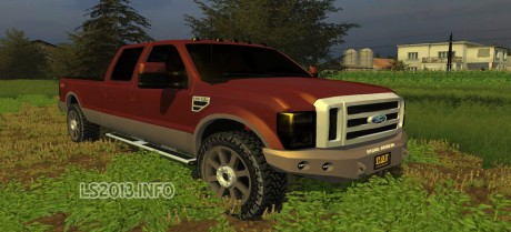 Ford F 250 King Ranch v 1.0 460x209 Ford F 250 King Ranch v 1.0