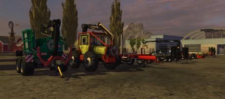 Forest Mod - Farming simulator 2013, 2015 mods