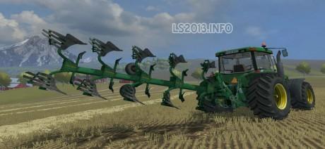Gassner 5 Furrow Plough MR 460x212 Gassner 5 Furrow Plough MR