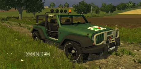 Jeep Wrangler v 1.0 Forest Edition 460x226 Jeep Wrangler v 1.0 Forest Edition