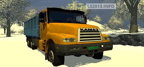 Kamaz-4355-Multifruit-v-2.0