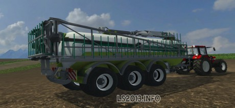 Kaweco Slurry Tanker with Trailing Hose v 1.0 460x211 Kaweco Slurry Tanker with Trailing Hose v 1.0