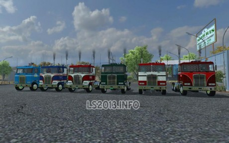 Kenworth K 100 Flat Top Pack v 1.0 460x287 Kenworth K100 Flat Top Pack v 1.0