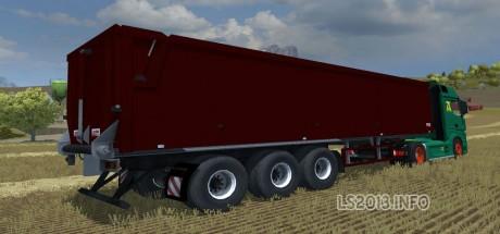 Kroeger Agroliner Dynamic 460x215 Kroeger Agroliner Dynamic