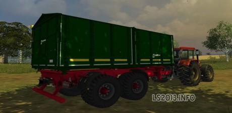 Kroeger Agroliner TKD 302 v 1.0 MR 460x225 Kroeger Agroliner TKD 302 v 1.0 MR
