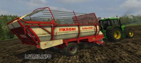 Krone Turbo 2500 v 1.0 MR 460x206 Krone Turbo 2500 v 1.0 MR