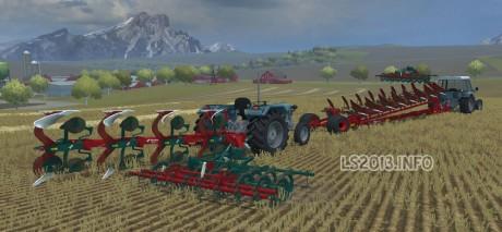 Kverneland Plough Pack 460x213 Kverneland Ploughs Pack