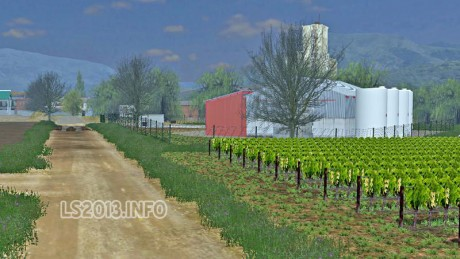 La Mancha Map v 1.0 - Farming simulator 2013, 2015 mods