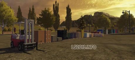 Linde H25 D Pack With Pallet V 1 0 Farming Simulator
