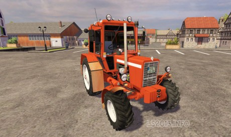 MTZ 82 Belarus Turbo 460x273 MTZ 82 Belarus Turbo