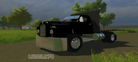 Mack B Flatbed 460x208 Mack B Flatbed