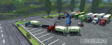 Mack Palfinger Transport Pack v 2.0 1 460x186 Mack Palfinger Transport Pack v 2.0