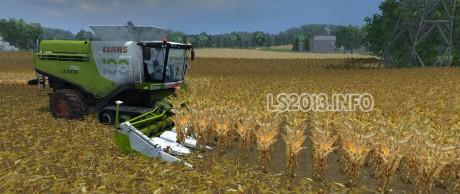 Maize Textures Pack v 1.0 460x194 Maize Textures Pack v 1.0