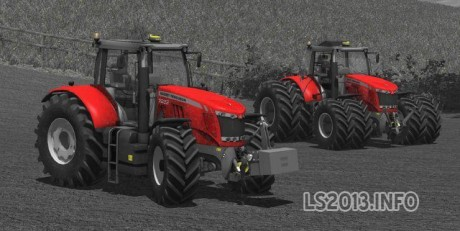 Massey Ferguson 7622 FL 460x231 Massey Ferguson 7622 FL