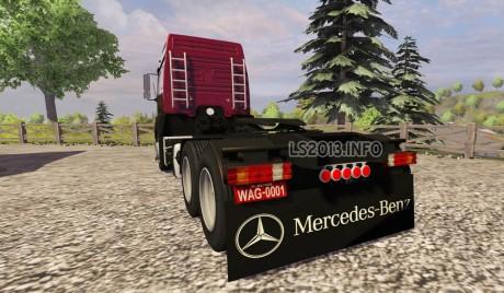 Mercedes Benz Axor 2 460x268 Mercedes Benz Axor