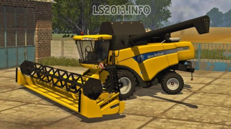 New Holland CX 8090 460x258 New Holland CX8090