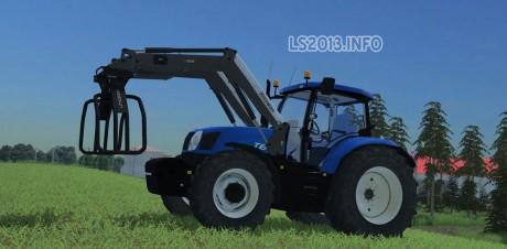 New Holland T 6.165 FL 460x226 New Holland T6.165 FL
