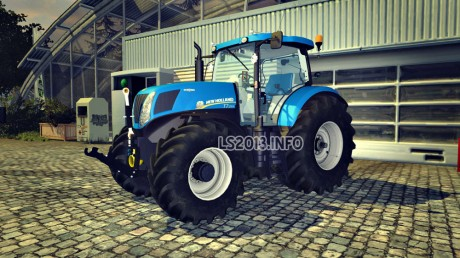New Holland T 7.260 460x258 New Holland T7.260 v 3.0
