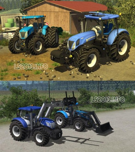 New Holland T7 Elite Pack 460x515 New Holland T7 Elite Pack