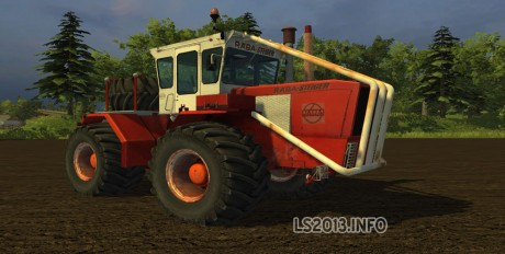 Raba Steiger 250 v 1.0 MR 460x232 Raba Steiger 250 v 1.0 MR