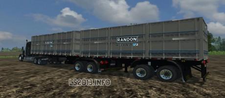 Randon Bitrem Grain Trailers v 1.0 460x200 Randon Bitrem Grain Trailers v 1.0