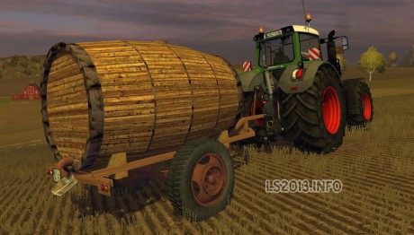 Retro Liquid Manure Trailer v 1.0 460x262 Retro Liquid Manure Trailer v 1.0