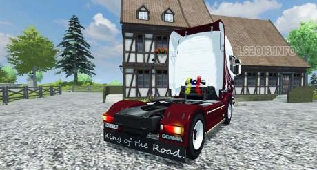 Scania R 560 2 460x247 Scania R560